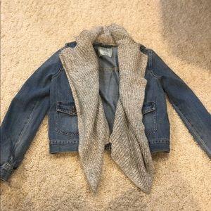 Abercrombie denim jean jacket